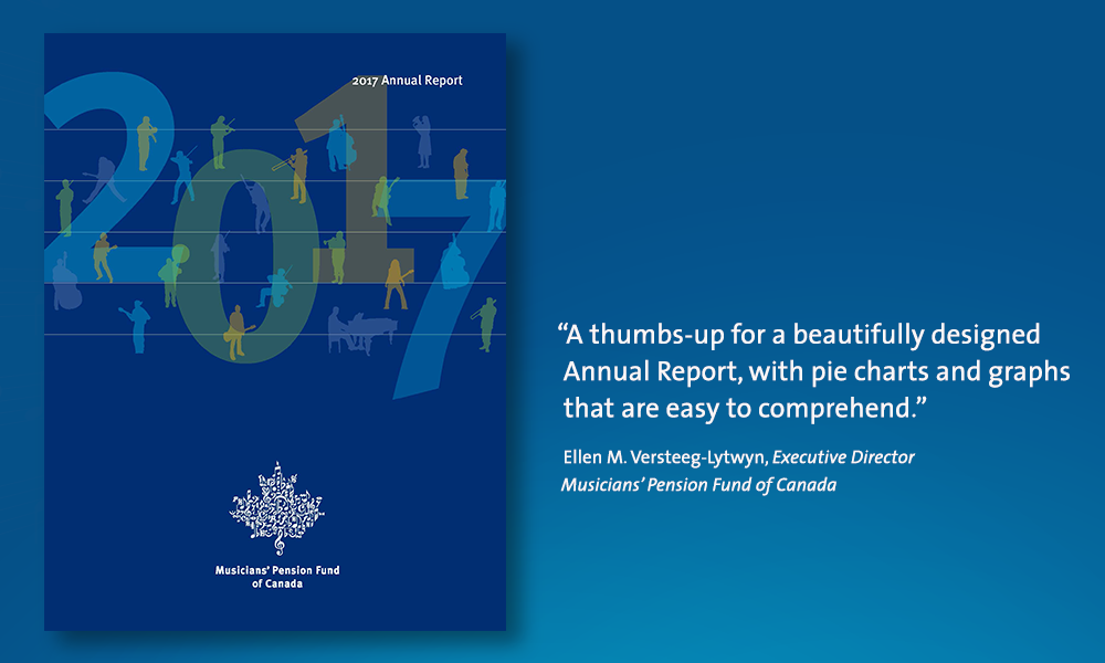 See what we have done for the Musicians' Pension Fund of Canada